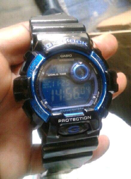 Second Hand Casio G Shock 3285 illuminator Watch