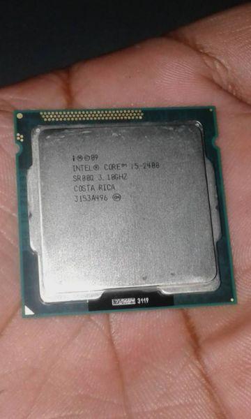 i5 CPU