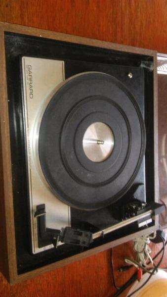 Garrard Turntable - Brick7 Sales