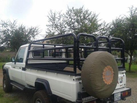 Cruiser Single cab Hunting frame