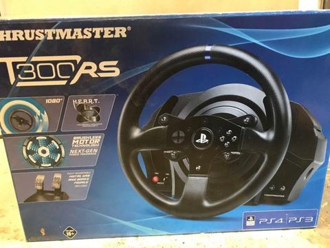 Thrustmaster T300 RS for PS4/PS3/PC