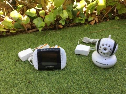 Motorolla Video Baby Monitor for sale