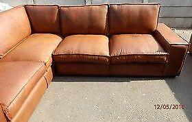 Couches, Chairs, Headboards, Ottomans, Corners - all in leather from factory !!!!!
