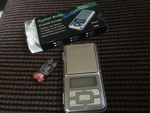 Digital Pocket Scales For Sale New