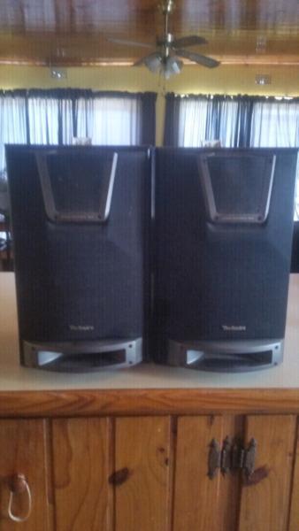 Technics Hifi speakers for sale