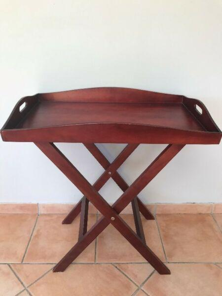 Stand Tray wood