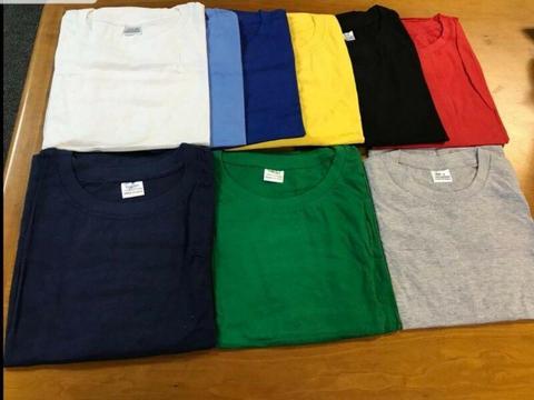 Unisex 100% cotton Tshirt
