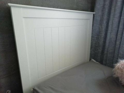 Single Bed and Mattress. Bedside table also available