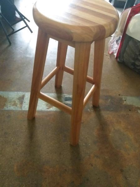 Photography bar stool