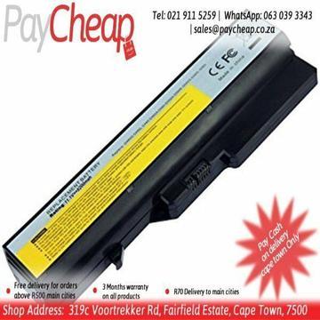 Battery For LENOVO IdeaPad G460 G465 G470 G475 G560 G565 G570 G575 G770 G780 V360 V370 V470 V570 Z37