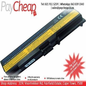 Battery For Lenovo ThinkPad E40 E50 L410 L412 L420 L421 L512 W510 W520