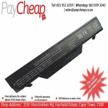 Battery for HP ProBook 4510s 4515s/CT 4710s/CT HSTNN-OB89 513130-321 535808-001