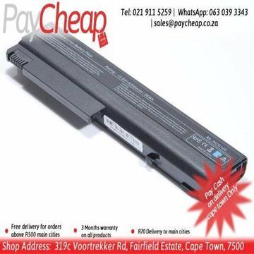 HP Compaq NC6220 NX6125 6710b NC6230 NX6140 Replacement Battery