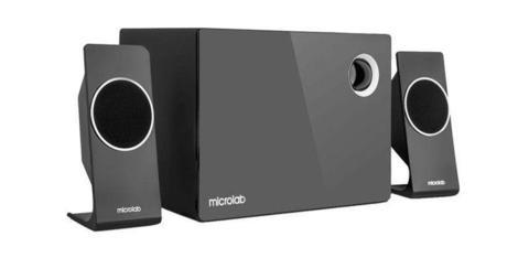 Microlab M-660BT Deep Bass Multimedia Bluetooth Speaker