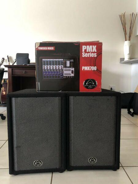 Wharfedale PMX 700 PA System
