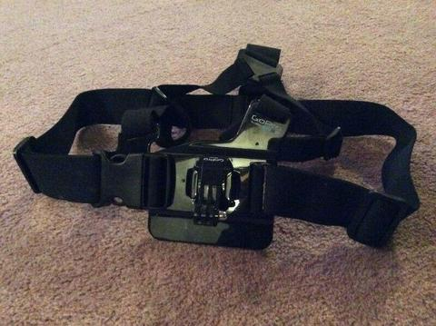 Original GoPro Accessory Chesty Chest Harness (IL/RT6-9017-GCHM30-001-UG)