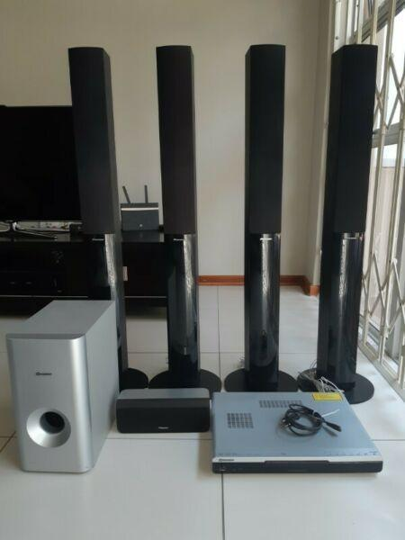 Home Theatre system Pioneer