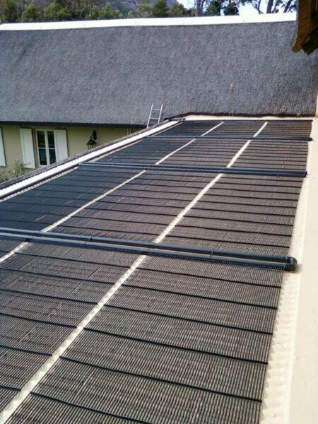 Solar Pool Heating, Extend your swimming season