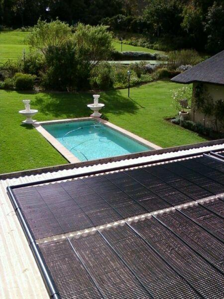 Solar and Heat Pump Swimming Pool Heating