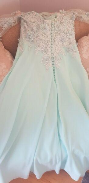 Magnificent one of a kind designer dress