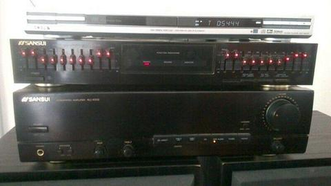 Component Hi Fi System For Sale