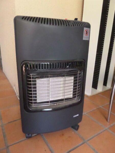 3 Panel Gas Heater For Sale