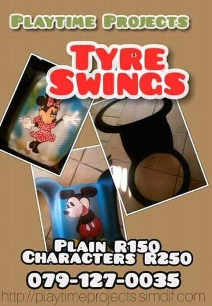 Tyre swings