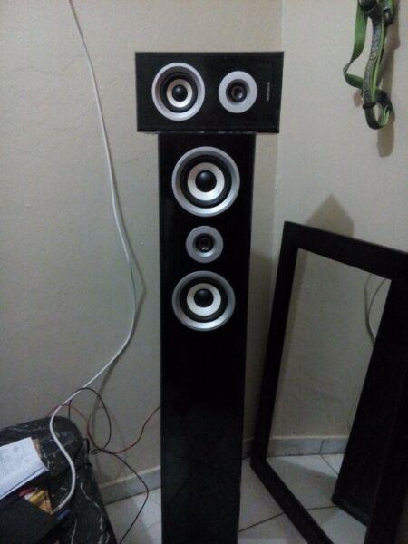 Second hand Telefunken sound system for sale