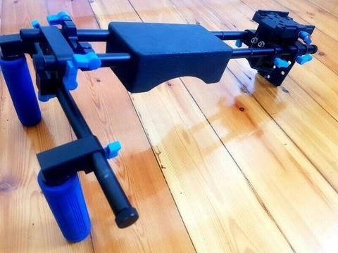 Professional DSLR Shoulder Rig Mount Kit