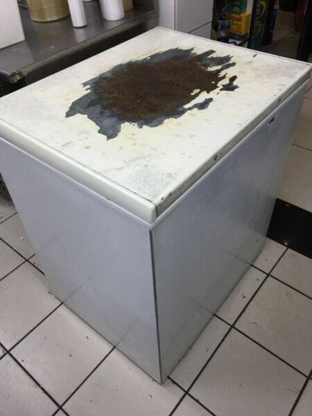 Defy deep freeze 210 liter R500