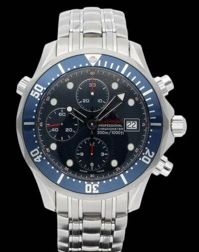 TOPWATCH - Omega - Seamaster Chrono Diver - 22258000