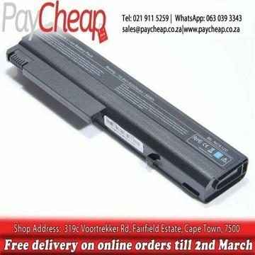 HP Compaq NC6220 NX6125 6710b NC6230 NX6140 Replacement Battery