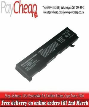 Laptop Battery For TOSHIBA PA3451U-1BRS PA3465U-1BRS Satellite A100