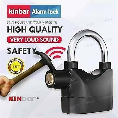 Security Siren Alarm Lock ON SPECIAL