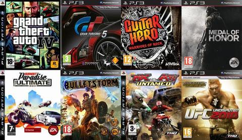 PS3 Games [U-Z] º°o Buy o°º Sell º°o Trade o°º