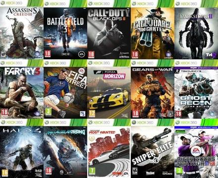 Xbox 360 Games [W] º°o Buy o°º Sell º°o Trade o°º