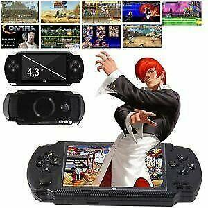 Portable MP5 Player Game Console with 4GB Camera and Music Player